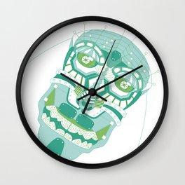 Robot Monkey Wall Clock