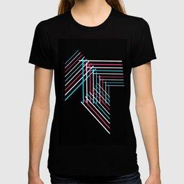 Transcend Patchwork T-shirt