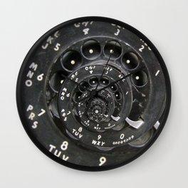 Dial Wall Clock