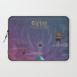 The high Tower Laptop Sleeve