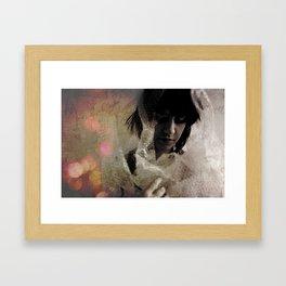 Bridget Framed Art Print