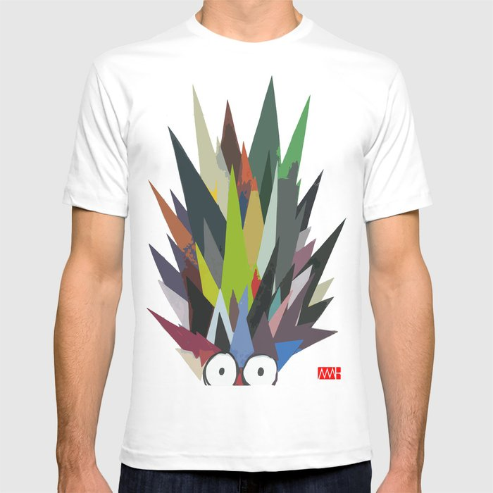 Wild and Free T-shirt by myleshunt
