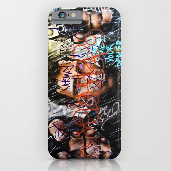 Graffiti iPhone & iPod Case