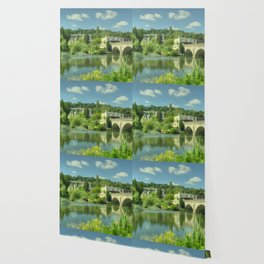Bathampton Bridge Wallpaper