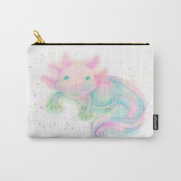 My sweet axolotl Carry-All Pouch