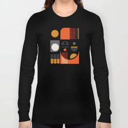 Mid-century no1 Long Sleeve T-shirt