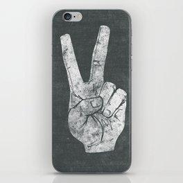 Peacefingers iPhone Skin
