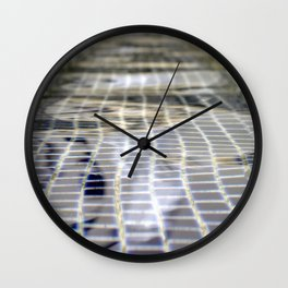 Fountain Water Wall Clock