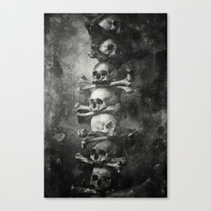 Once Were Warriors II. Canvas Print