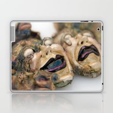 Comedy and Tragedy Laptop & iPad Skin