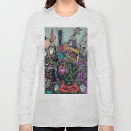 Sid Squish and the Death Collectors Long Sleeve T-shirt