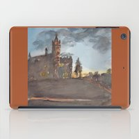 college iPad Cases featuring Crouse College, Syracuse University by Ken Coleman