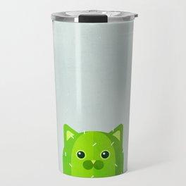 Catus in a pocket Travel Mug