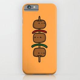tasty kebab iPhone Case