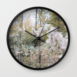 Forest (II) Wall Clock
