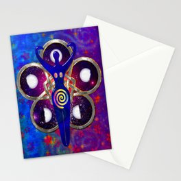 Cycles 3D Egyptian Goddess Stationery Cards