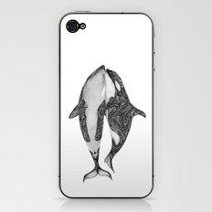 Killer Whales? iPhone & iPod Skin