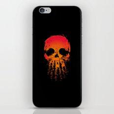 Skullset iPhone & iPod Skin