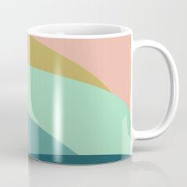 Abstract Mountains Coffee Mug