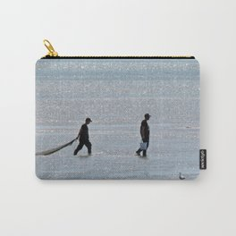 Searching through a Sea of Diamonds Carry-All Pouch