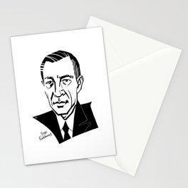 Sergei Rachmaninoff Stationery Cards