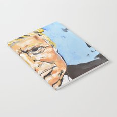 Donald Trump Notebook