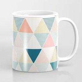 Modern Geometric Coffee Mug