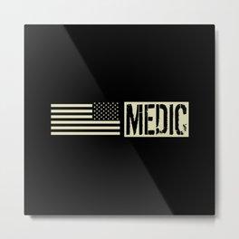 U.S. Military: Medic Metal Print