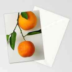 Blood Oranges Stationery Cards