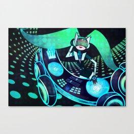 Xj Sona Canvas Print