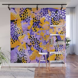 Honeycomb Wall Mural