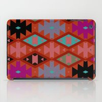 bohemian iPad Cases featuring bohemian by spinL