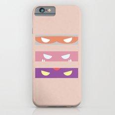 Teenage Minimal Ninja Baddies Slim Case iPhone 6s