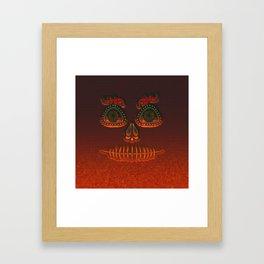 Let's Face It Framed Art Print