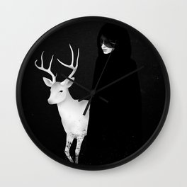Absentia Wall Clock