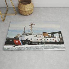 USCGC Mobile Bay Rug