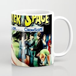 Queen of Outer Space Coffee Mug