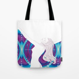 Naked Music Carte Blanche 3 Tote Bag