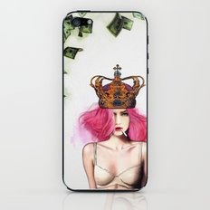 Queen Bitch iPhone & iPod Skin