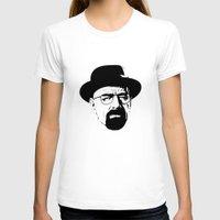heisenberg T-shirts featuring Heisenberg by Renan Lacerda