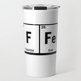 c.o.f.f.e.e Travel Mug