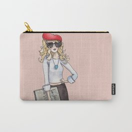 Meet Margaux in Paris Carry-All Pouch