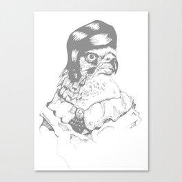 Mrs. Aguilera Canvas Print