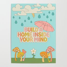 Home In Your Mind Poster