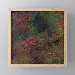 The Crippled Liquid Framed Mini Art Print