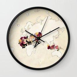 عربي Wall Clock