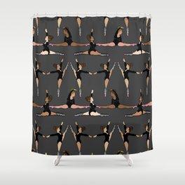 Dance! Shower Curtain