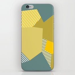 Olive to the Max iPhone Skin