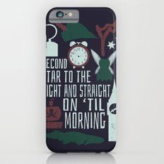 Peter Pan- Second Star to the Right Slim Case iPhone 6s