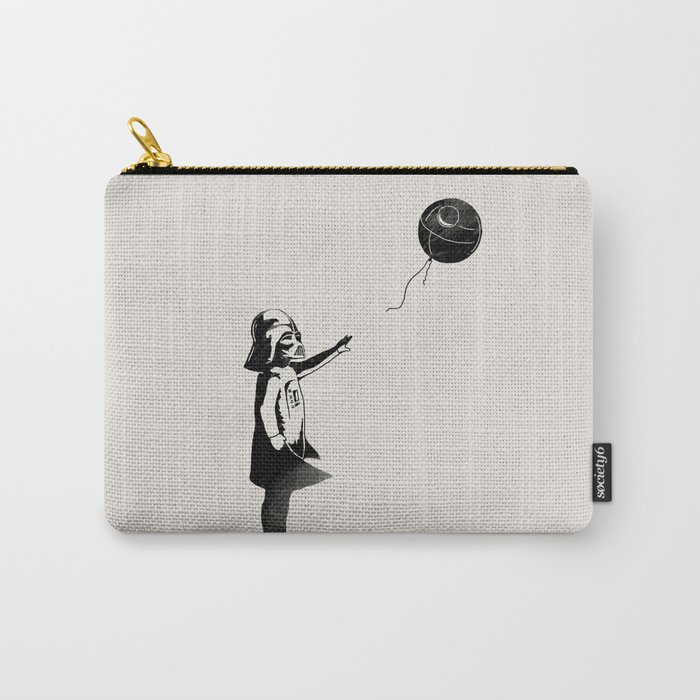 Let go the dark side Carry-All Pouch